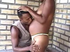 Black dude fucking pregnant ebony