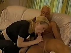 Man caresses lusty pregnant slutty and sucked